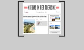 nieuws in de toerisme