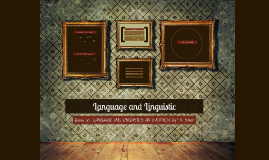 Metode Penelitian (Languange and Linguistics: An Overview by I.K.Seken)