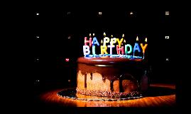 Happy Birthday Tydam.