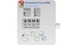 Plan de desarrollo e incorporación de TIC en la UMNG