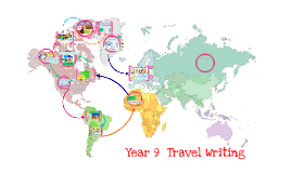 Copy of Year 9  Travel Writing