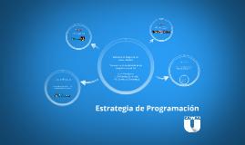 Estrategias de Programación