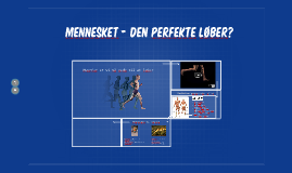 Mennesket - Den perfekte løber?