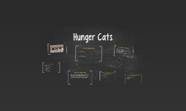 Hunger Cats