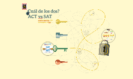 What to do? ACT vs SAT