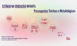 Cópia de DOCÊNCIA NA EDUCAÇÃO INFANTIL