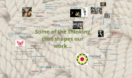 The thinking that shapes our work