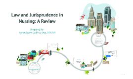 Nursing Law and Jurisprudence