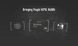 HOME AGAIN Partnership Proposal