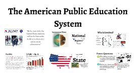 a history of the problems in the us education system The history of education  medieval education had its problems  the united states provided one system open to everyone.