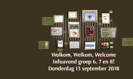 Copy of Wolkom, Welkom, Welcome