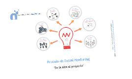 M5.- Proceso de la metodología de Social Mentoring Guadalinfo