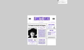 Copy of JEANNETTE RANKIN