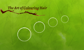 The Art of Colouring Hair