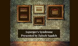 Aperger's Syndrome