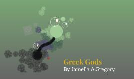Greek God's