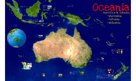 Copy of Oceania