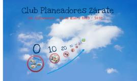 Club Planeadores Zarate - 60 Años