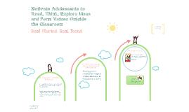 Motivate Adolescents to Read