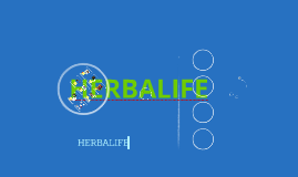 H.O.M HERBALIFE