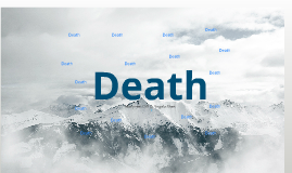 Photographic Essay: Death