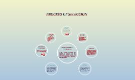 Copy of PROCESO DE SELECCION
