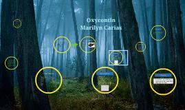 Oxycodone/ Oxycontin