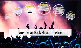 Copy of Australian Rock Music Timeline