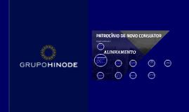 PATROCÍNIO DE NOVO CONSULTOR