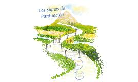 Copy of **Los Signos de Puntuación**