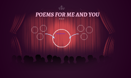 POEMS FOR ME AND YOU