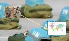 Operacion de Mantenimiento de Paz en Rwanda