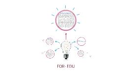 FOR- EDU