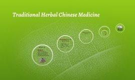Traditional Herbal Chinese Medicine
