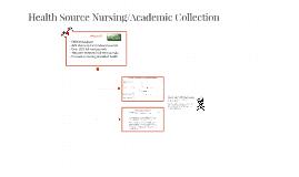 Basics of Health Source Nursing/Academic
