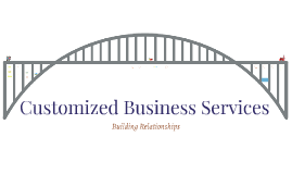 OED Staff Customized Business Services
