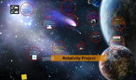 Relativity Project
