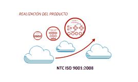 Copy of NTC ISO 9001:2008 REALIZACIÓN DEL PRODUCTO