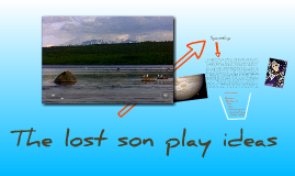 The lost son modern play
