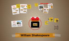 William Shakespeare by Virginia e Michela 3F Liceo Scientifico M.Grigoletti