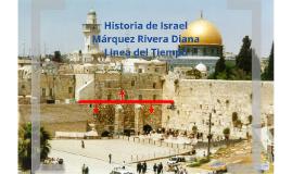 Copy of Historia de Israel. Linea del tiempo