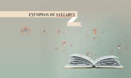 Copy of EJEMPLOS DE SYLLABUS