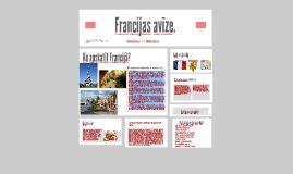 Francijas avīze.