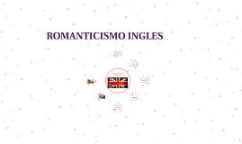 Copy of ROMANTICISMO EN INGLATERRA