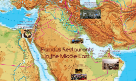 Famous Restaurants in the Middle East