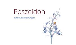 Poszeidon - elektronikus iktatóprogram