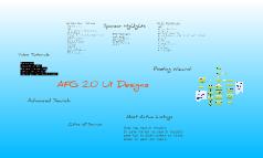 AFG 2.0 UI Designs