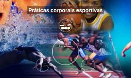 Práticas corporais esportivas