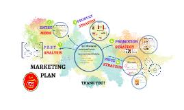 Marketing plan - prima taste