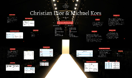 Copy of Christian Dior & Michael Kors